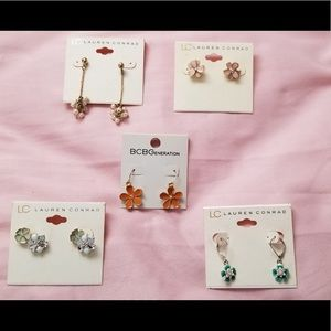 Lauren Conrad and BCB generation earrings